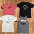 Buy Now: NWT HURLEY MEN & WOMEN - DAMAGED- TEES!