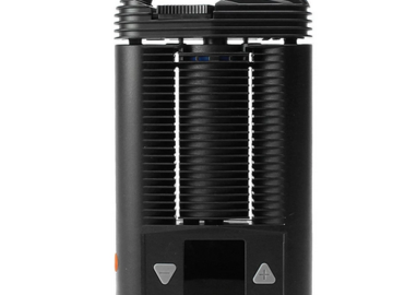 Post Products: Mighty Portable Vaporizer by Storz & Bickel