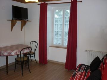 Location par mois: studio - Tréauville (20m²)