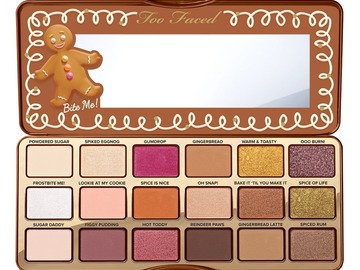 Buscando: Gingerbread Spice Too Faced