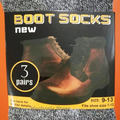 Buy Now: (300) Winter Men's Boot Socks For Extreme Temperatures