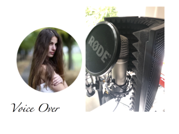 Coaching Session: Voice Over in French, German, Swiss-German, English with accent