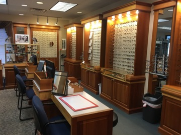Selling with online payment: Eye Designs Solid Wood Frame Boards and Dispensing Tables