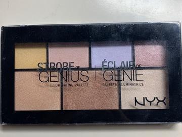 Venta: Strobe of genius illuminating palette de nyx