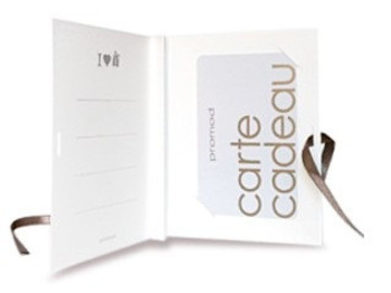 Vente: e-carte cadeau Promod (200€)