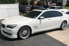 "Selling: 21"" Alpina  B7 wheels"