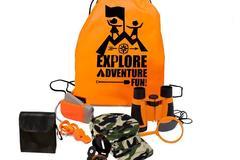 Make An Offer: Childrens Explorer Kit – Kids Binoculars, Kids Flashlight, Kids M