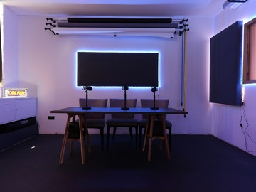 Rent Podcast Studio: Outset Studio - Podcast Studio in London, Wimbledon
