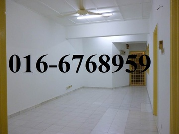 For rent: Pandan Jaya Shop Apartment
