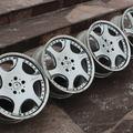 Selling: Weds KRANZE BAZREIA 5x114,3 FACES 19 inch 3PIECE WHEEL PARTS