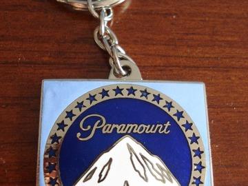 Vente: Porte-clé PARAMOUNT - NEUF -