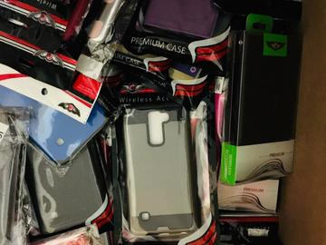Buy Now: 200 Mix Fashion  New Cell Phones Cases