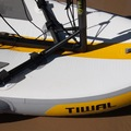Services: TIWAL Inflatable Sailing Dinghies