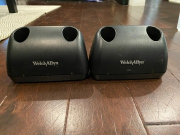 Selling with online payment: Set of 2 Welch Allen Charging Ststions!!