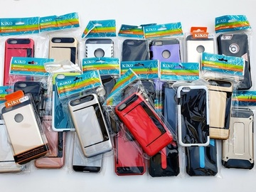 Buy Now: 100 Pieces Cell Phone Assorted Cases For iPhone 5/6/Samsung Galax