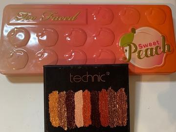 Venta: Paleta Too Faced Sweet Peach con regalo