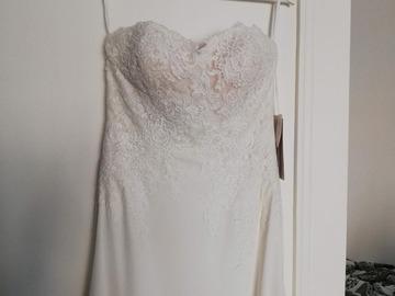Ilmoitus: White One Filipa-puku käyttämätön, koko 38-40