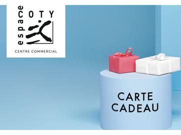 Vente: Carte cadeau centre commercial Espace Coty - Le Havre (80€)