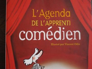 Vente: L'agenda de l'apprenti comédien - Etat neuf -