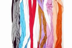 Buy Now: 300 Women's Fashion Polyester Infinity Loop Scarves–2-tone Assort
