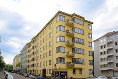 Vuokrataan: Hyväkuntoinen 31 m2 liiketila huippusijainnilla Töölössä!