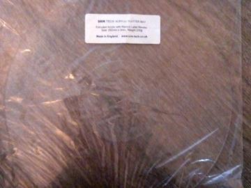 Vente: Plateaux Acrylique pour Platine vinyle