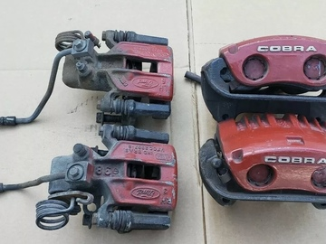 Selling without online payment: Cobra calipers set