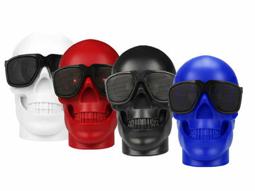 Buy Now: Portable Skull Head Wireless Bluetooth Bass Stereo Speaker | US S