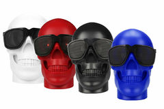 Buy Now: Portable Skull Head Wireless Bluetooth Bass Stereo Speaker | US S