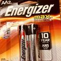 Buy Now: Batteries  AA Energizer Max 2 Pack Retail Ready