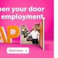 Service/Program: Disability Employment Services