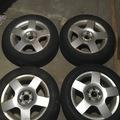 Selling: 01 Audi A4 wheels,oem,great shape
