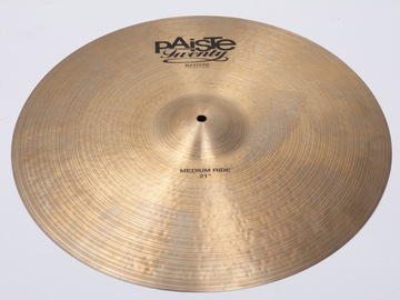 """Selling with online payment: Paiste 21"""" Twenty Masters Collection Ride"""