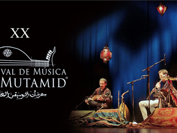Suggestion: Al-Mutamid - Festival de Música / Music Fest
