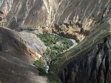 Book (with online payment): Trek au Canyon de Colca - Pérou