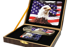 Buy Now: 30 Knife & Lighter Sets in Assorted Designs, Great Gifts All Year