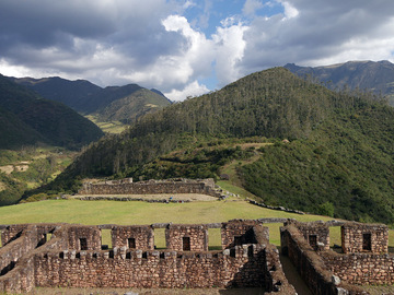 Book (with online payment): Les citées incas perdues - Pérou