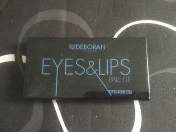 Venta: Vendo paleta de ojos y labios
