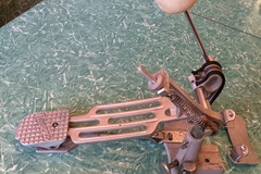 Selling with online payment: Vintage Rogers Swivomatic Bass Drum Pedal - Clean and complete
