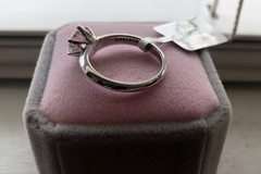 Buy Now: 2 CT ROUND CUT DIAMOND SOLITAIRE ENGAGEMENT RING 14K WHITE GOLD E