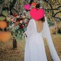 Ilmoitus: Laura Hyvi Bridal uniikki hääpuku