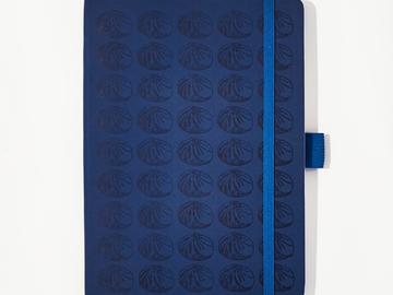 : Baozi Notebook - Blue