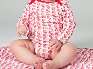 : Baozi Baby Bodysuit