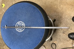 "Selling with online payment: Rogers Swivomatic 18"" Hex Rod cymbal holder"
