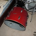 "Wanted/Looking For/Trade: ISO Rogers Red Sparkle Toms & 20"" bass drum"