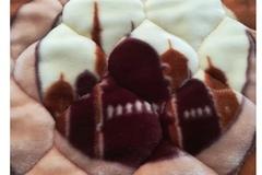 Buy Now: 100% Raschel Islamic Mat Prayer Carpet Printing Thick Muslim Rug
