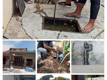Services: Plumber/tukang paip/pasang tiles Cyberjaya