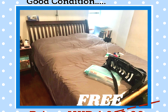 Giving away: Beds: Queen Size & Bunk