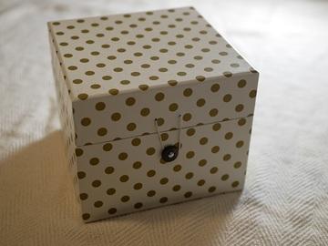 Ilmoitus: Pilkullinen laatikko