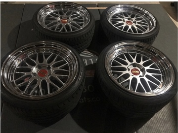 Selling: BBS LM 148/182 (Original NLA)